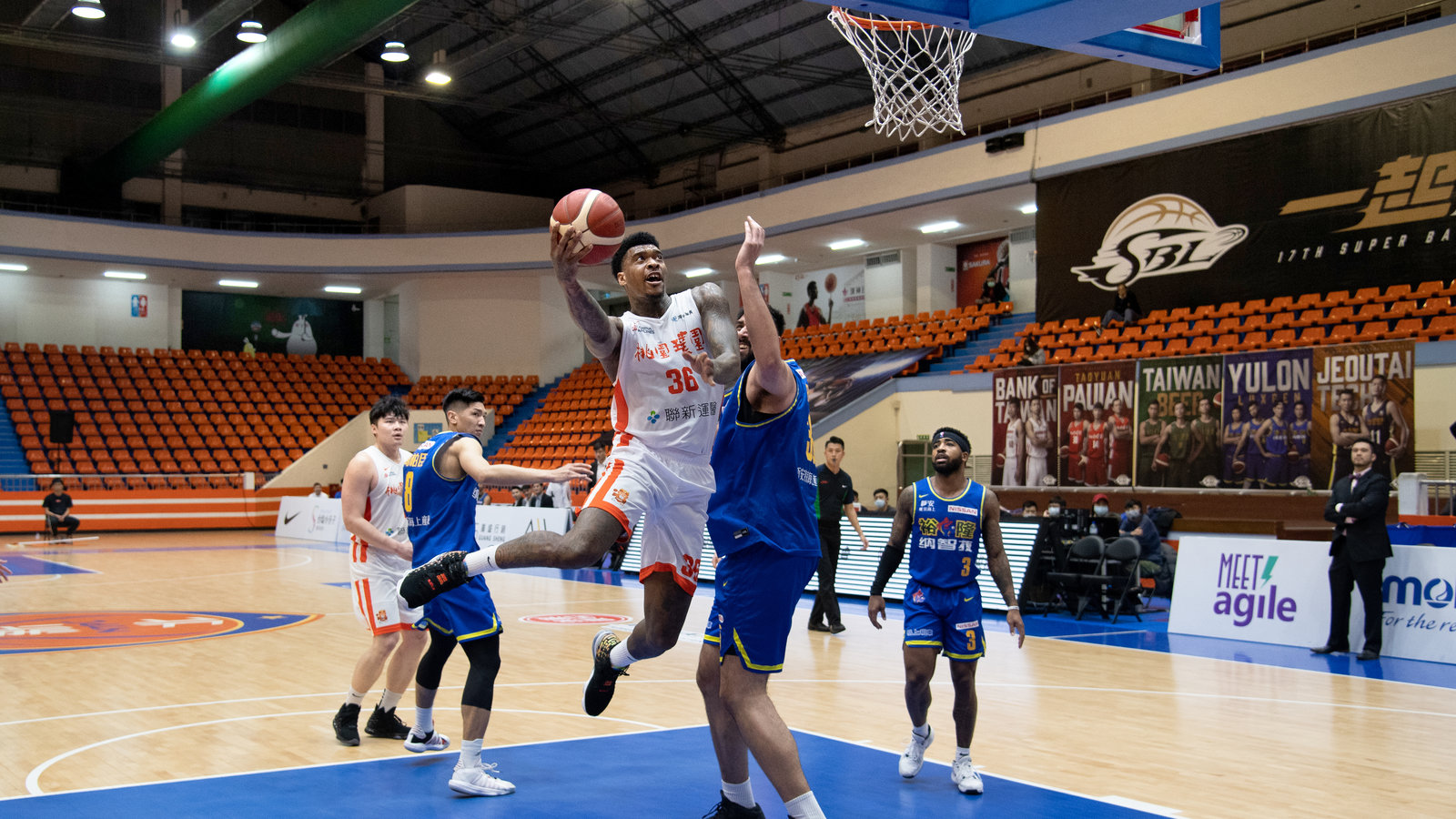 Can the N.B.A. Learn From Taiwan's Basketball Bubble ...